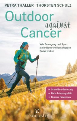 Petra Thaller, Thorsten Schulz, Outdoor against Cancer